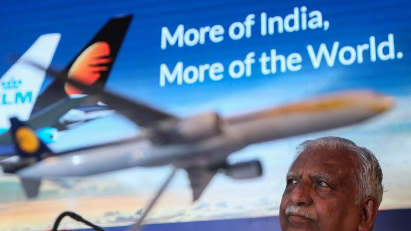 Etihad to increase stake in India's Jet to 49% - report