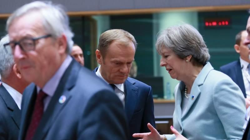 EU promises to 'work speedily' to avoid Irish backstop
