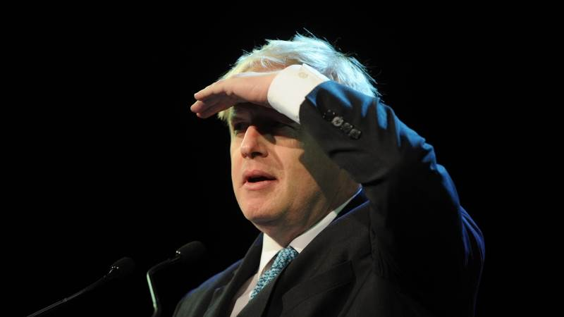 Brexit delay like playing with fire - Johnson