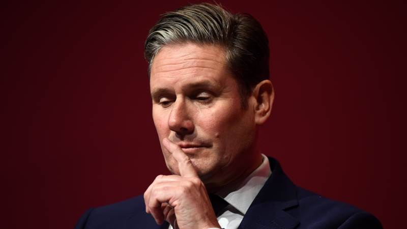 May failed again to deliver on Brexit vote - Starmer
