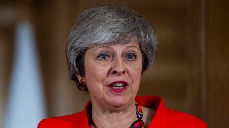 May: No-deal Brexit threat to our union