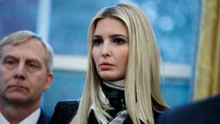 Ivanka Trump not candidate to lead World Bank