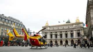 Paris explosion death toll rises to 4