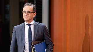 German FM hints at new talks with EU if Brexit deal fails