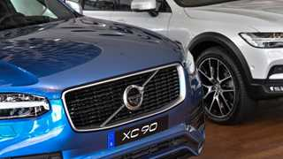 Volvo supports US firm for wireless charging