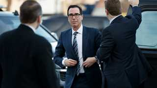Mnuchin to lead US delegation at Davos - WH