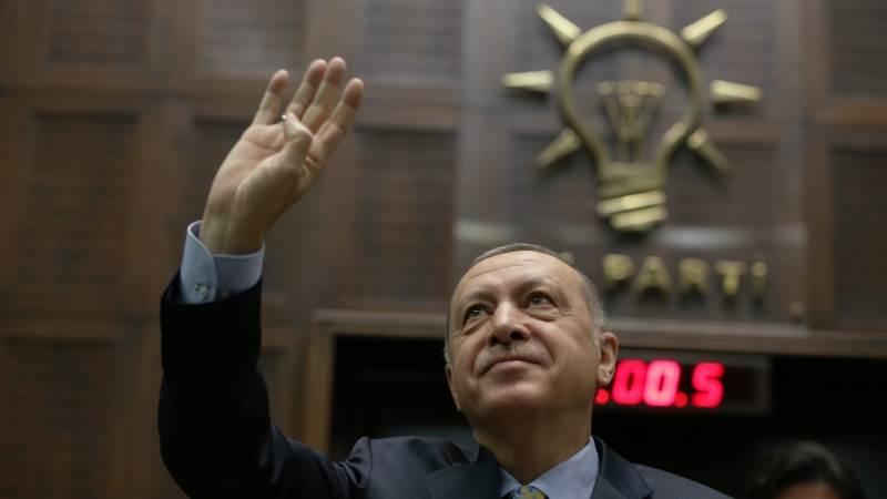 Turkey will not seek permission to fight terrorism - Erdogan