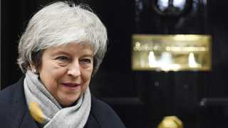 May: Brexit vote not about what's best for Corbyn