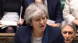 May: MPs will get to debate no-confidence motion