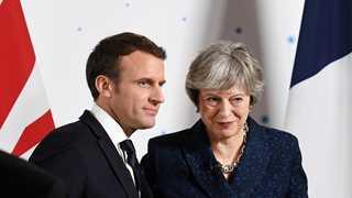Macron: EU 'reached maximum' in Brexit deal