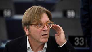 Verhofstadt: UK parties to work for good of UK
