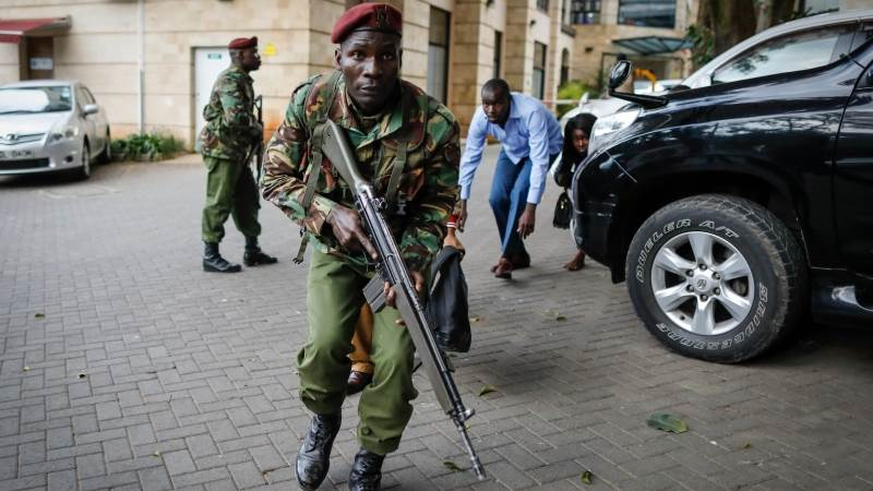 Death toll climbs to 15 in Al-Shabaab attack