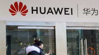 China slams Taiwan institute's decision to ban Huawei