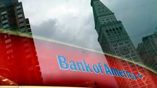 Bank of America's EPS up 250% YoY to $0.7 in Q4