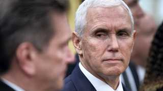 Pence: ISIS won't rear its ugly head again