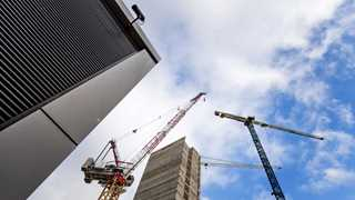 Eurozone construction output drops 0.1% in November