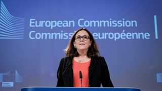 EU not seeking 'traditional' free trade deal with US