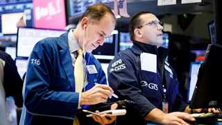 Wall Street opens in the green, Dow up over 150 pts