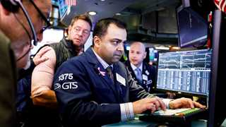 Stocks hit one-month high on China trade offer rumor