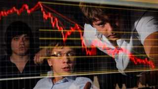 German, UK bonds weaken as stocks surge