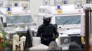 Car bomb explodes in N.Ireland town Derry