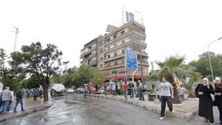 'Huge' blast reported in Damascus, kills several