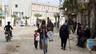 Twin blasts rock Afrin, kill 10, injure 18
