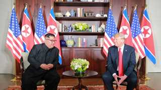Trump admin plans Kim summit in Vietnam - report