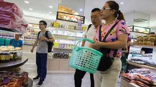 China's retail sales up 8.2% in December
