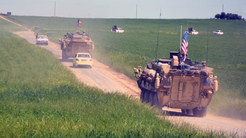 ISIS bomb attack targets US soldiers in Syria - TeleTrader com