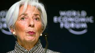 Lagarde: There was no major revision in growth