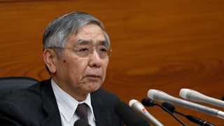 BoJ leaves interest rate unchanged