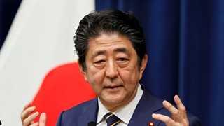 Abe touts Japan's female labor participation