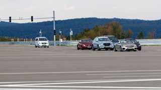 BMW, Daimler, VW, suppliers plan self-driving alliance