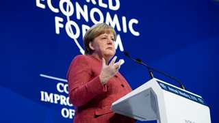 Merkel: Germany wants to strengthen Europe