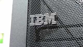 IBM soars 9% after earnings report