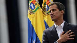 Maduro orders arrest of Guaido - reports
