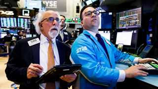 Wall Street ends higher, Dow up 170 pts at close