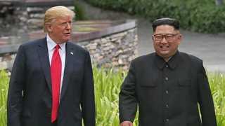 Kim looking forward to meeting Trump - report