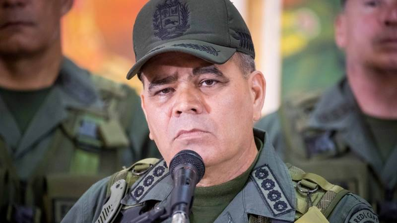 Minister: Venezuelan army won't accept imposed president