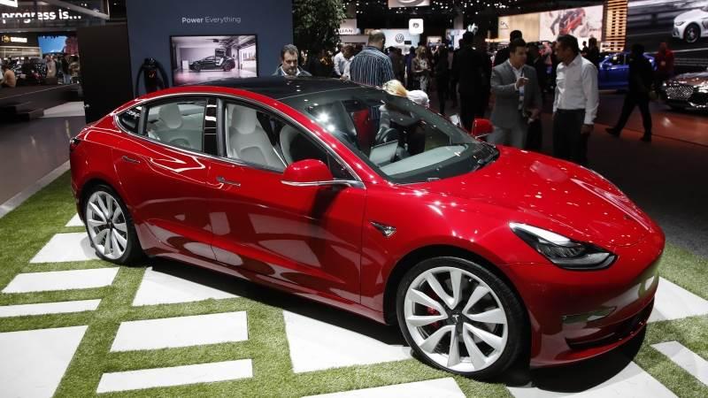 Tesla Model 3 Named Most Satisfying Car
