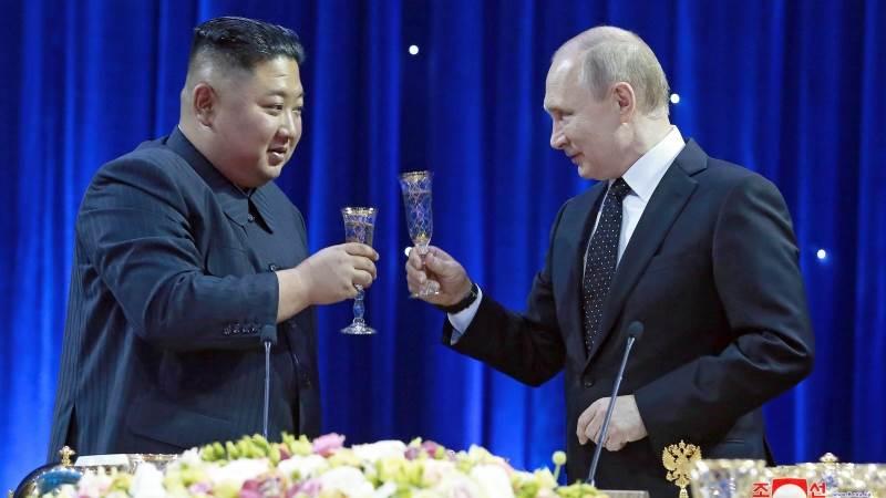 Putin accepts Kim's invite to North Korea - state media - TeleTrader com