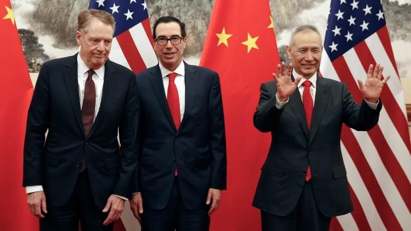 China's Liu may visit US despite Trump's tariff threat