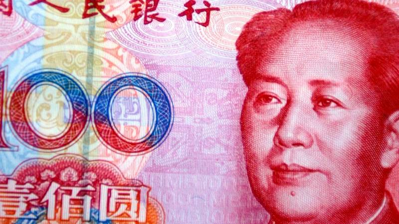 Chinese Yuan Falls To 2019 Low On