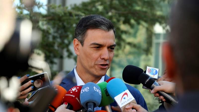 Exit poll: Spanish PM Sanchez's party leads - TeleTrader com