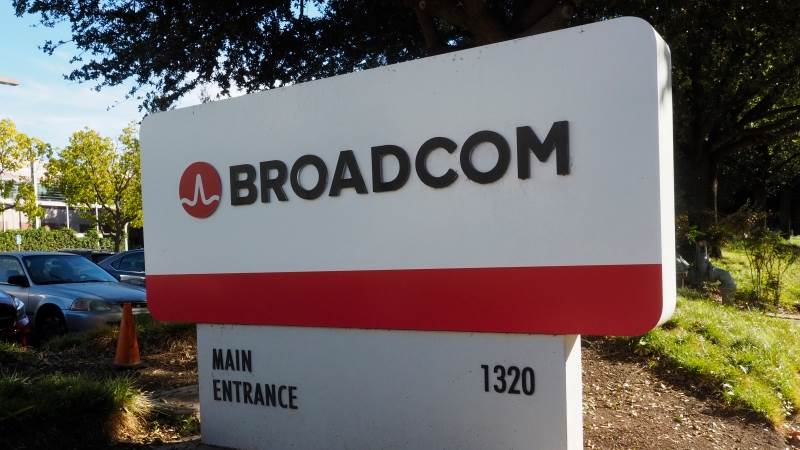 Broadcom revenue up 9% YoY, to $5 5B in Q3 - TeleTrader com
