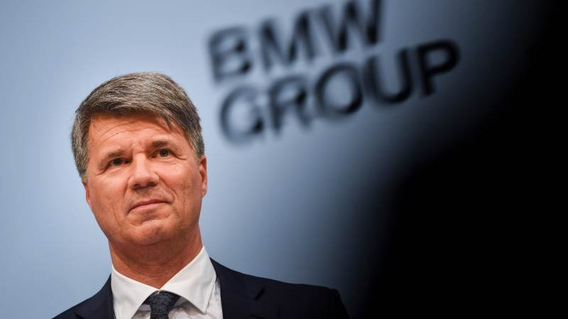 Bmw Ceo Says He Will Step Down In 2020 Teletrader Com