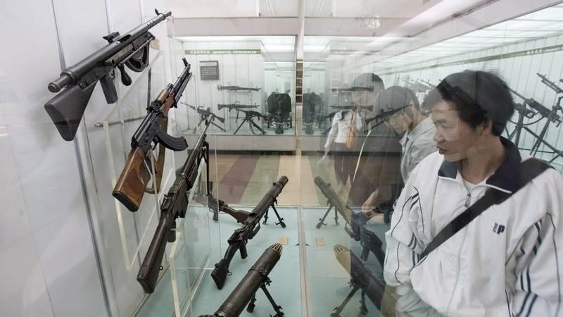 Kết quả hình ảnh cho China wants to join the Arms Trade Treaty