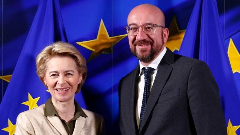 Michel, Von der Leyen assume top EU roles - TeleTrader.com