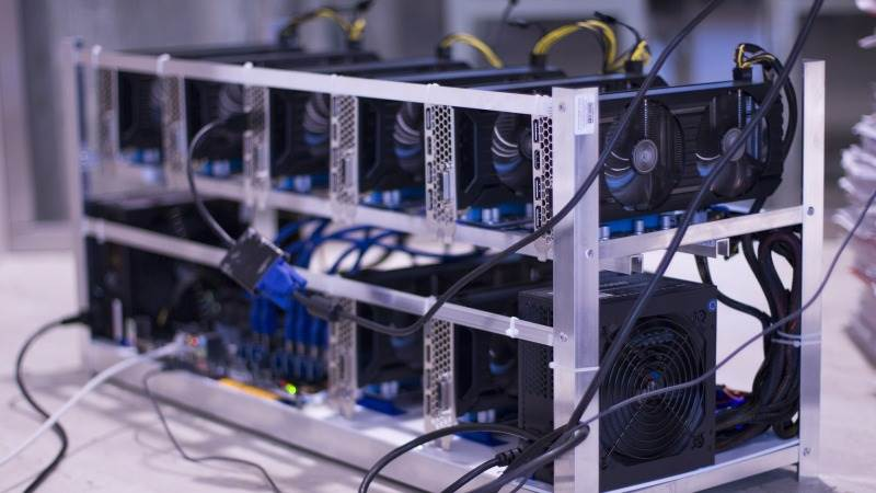 Mining equipment <bold>maker</bold> Ebang to create crypto exchange